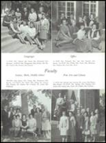 1967 Mary Institute Yearbook Page 14 & 15