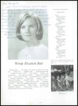 1967 Mary Institute Yearbook Page 20 & 21