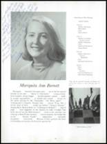1967 Mary Institute Yearbook Page 22 & 23