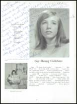 1967 Mary Institute Yearbook Page 34 & 35