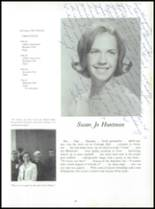 1967 Mary Institute Yearbook Page 40 & 41
