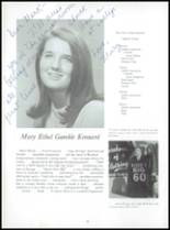 1967 Mary Institute Yearbook Page 46 & 47