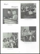 1967 Mary Institute Yearbook Page 74 & 75