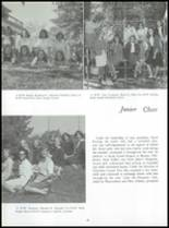1967 Mary Institute Yearbook Page 84 & 85
