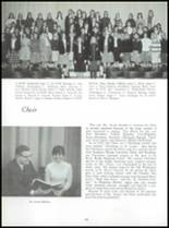 1967 Mary Institute Yearbook Page 110 & 111