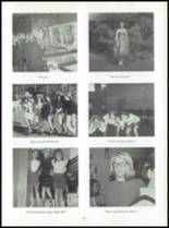 1967 Mary Institute Yearbook Page 134 & 135