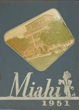 1951 Yearbook Miami High School