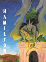 1992 Yearbook Alexander Hamilton High School