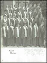 1966 Hannibal High School Yearbook Page 38 & 39