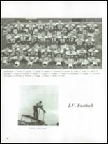 1966 Hannibal High School Yearbook Page 52 & 53