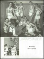 1966 Hannibal High School Yearbook Page 54 & 55