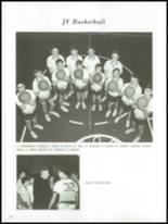 1966 Hannibal High School Yearbook Page 56 & 57