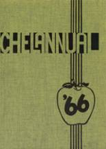1966 Yearbook Chelan High School