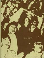 1971 Yearbook Nathaniel Narbonne High School