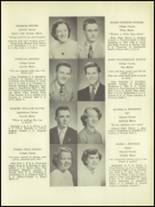 1952 Lee Academy Yearbook Page 12 & 13