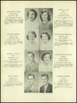 1952 Lee Academy Yearbook Page 14 & 15