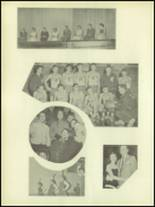 1952 Lee Academy Yearbook Page 18 & 19