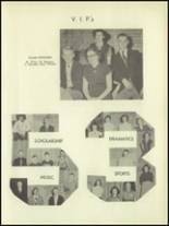 1952 Lee Academy Yearbook Page 20 & 21
