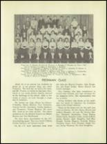 1952 Lee Academy Yearbook Page 22 & 23