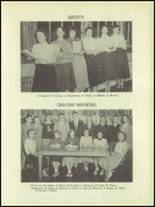 1952 Lee Academy Yearbook Page 26 & 27