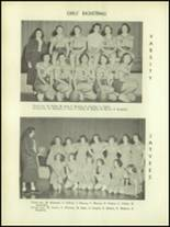 1952 Lee Academy Yearbook Page 46 & 47