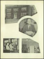 1952 Lee Academy Yearbook Page 50 & 51