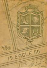 1950 Yearbook McAdoo High School