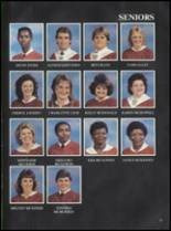 1986 Coldspring High School Yearbook Page 16 & 17