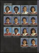 1986 Coldspring High School Yearbook Page 18 & 19