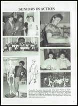 1986 Coldspring High School Yearbook Page 20 & 21