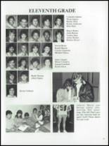 1986 Coldspring High School Yearbook Page 26 & 27