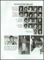 1986 Coldspring High School Yearbook Page 28 & 29