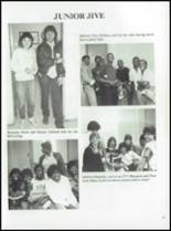 1986 Coldspring High School Yearbook Page 30 & 31