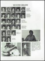 1986 Coldspring High School Yearbook Page 34 & 35
