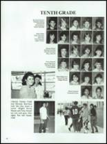 1986 Coldspring High School Yearbook Page 36 & 37