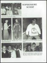 1986 Coldspring High School Yearbook Page 38 & 39