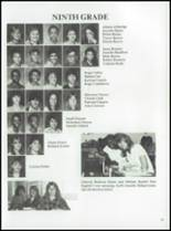 1986 Coldspring High School Yearbook Page 42 & 43