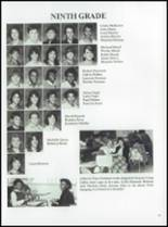1986 Coldspring High School Yearbook Page 44 & 45