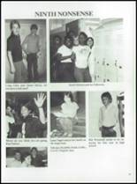 1986 Coldspring High School Yearbook Page 46 & 47