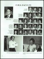 1986 Coldspring High School Yearbook Page 48 & 49