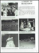 1986 Coldspring High School Yearbook Page 52 & 53