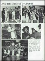 1986 Coldspring High School Yearbook Page 54 & 55