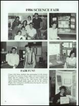 1986 Coldspring High School Yearbook Page 58 & 59
