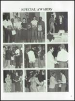 1986 Coldspring High School Yearbook Page 62 & 63