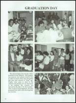 1986 Coldspring High School Yearbook Page 66 & 67