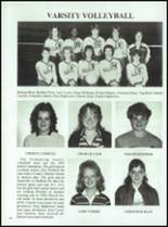 1986 Coldspring High School Yearbook Page 70 & 71