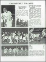 1986 Coldspring High School Yearbook Page 74 & 75