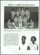 1986 Coldspring High School Yearbook Page 80 & 81