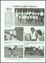 1986 Coldspring High School Yearbook Page 84 & 85