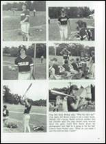 1986 Coldspring High School Yearbook Page 88 & 89